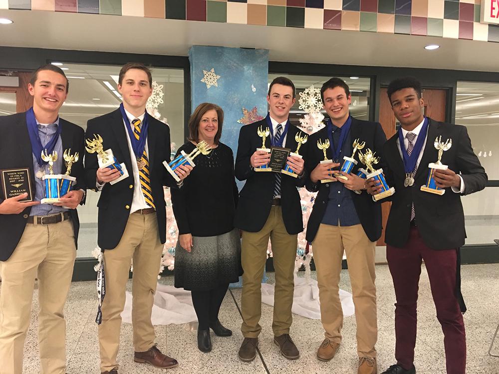 Future Business Leaders Of America Fbla Central Catholic High School