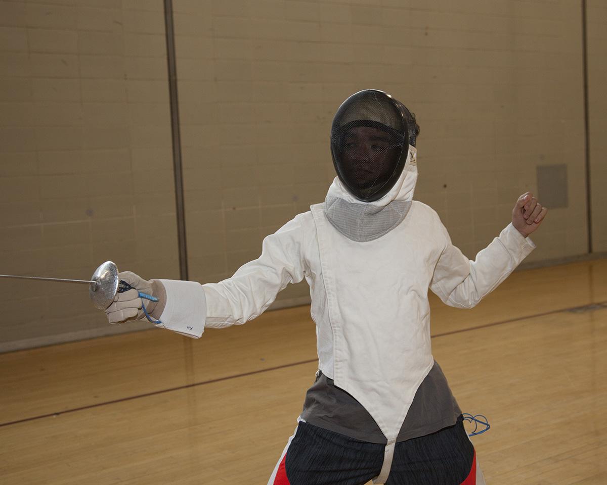 Fencing | Central Catholic High School