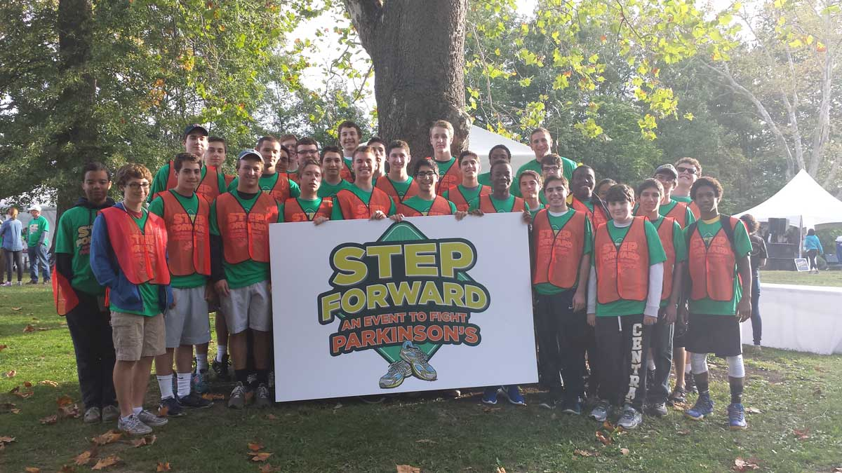 Step forward2015